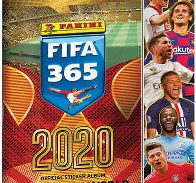 Raccolta Fifa 365