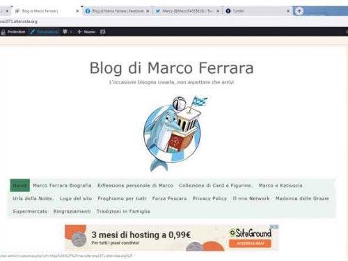 Perché' un Blog