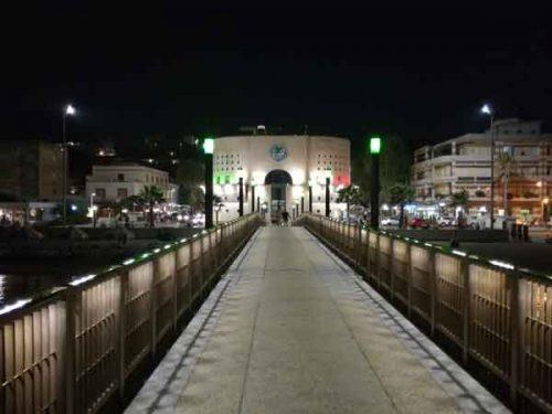 Francavilla by night