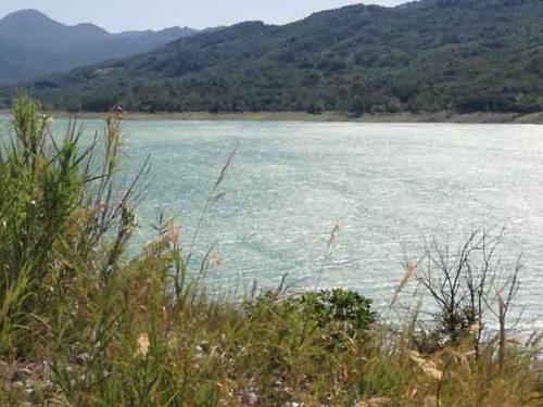 Lago di Bomba