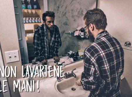 Non lavartene le mani