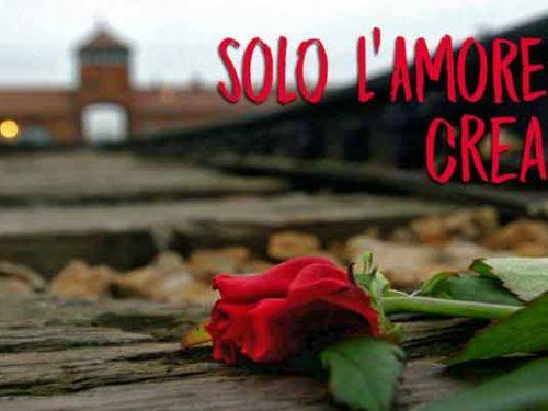 Solo l'amore crea