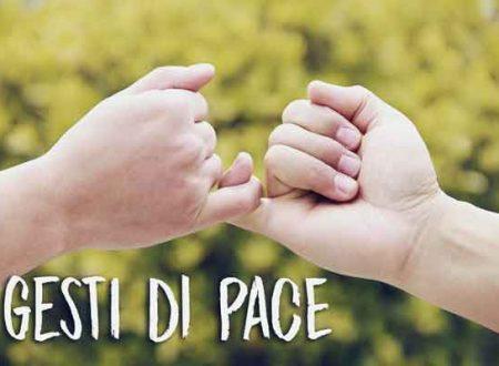 Gesti di pace