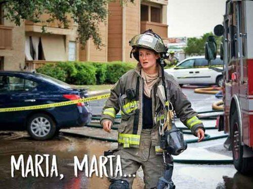 Marta, Marta…