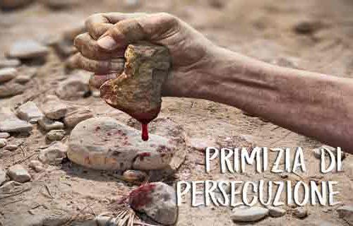 Primizia di persecuzione