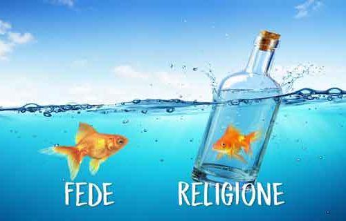 La fede oltre la religione