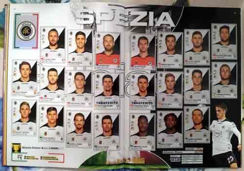 Album calciatori 3 parte